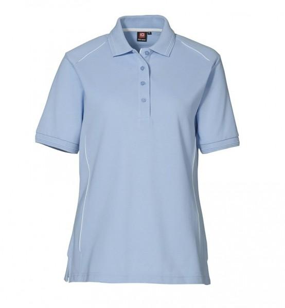 Damen Pro Wear Poloshirt Paspel