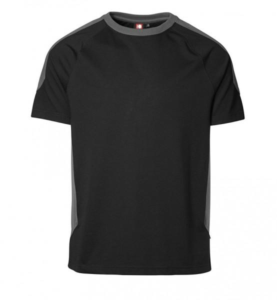 Herren Pro Wear T-Shirt Kontrast
