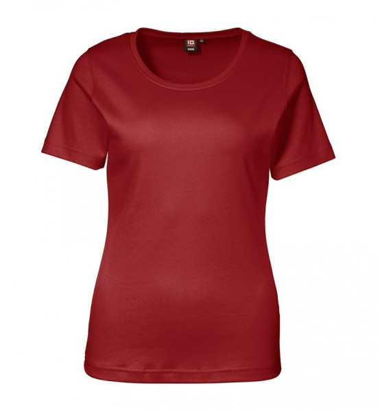 Damen Interlock T-Shirt Rundhals