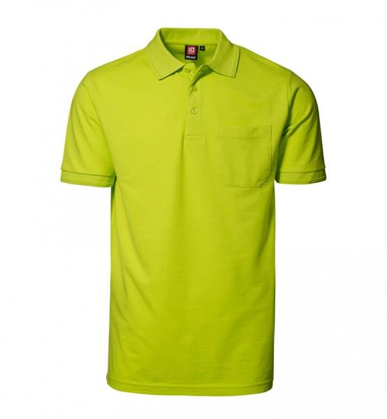 Herren Pro Wear Poloshirt Tasche
