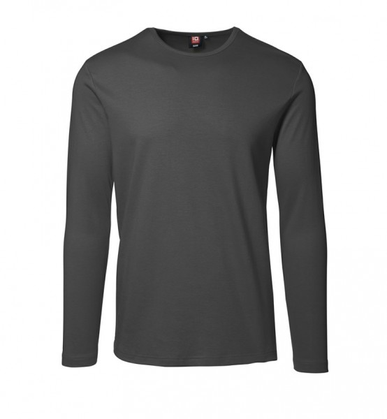 Herren Interlock T-Shirt Langarm