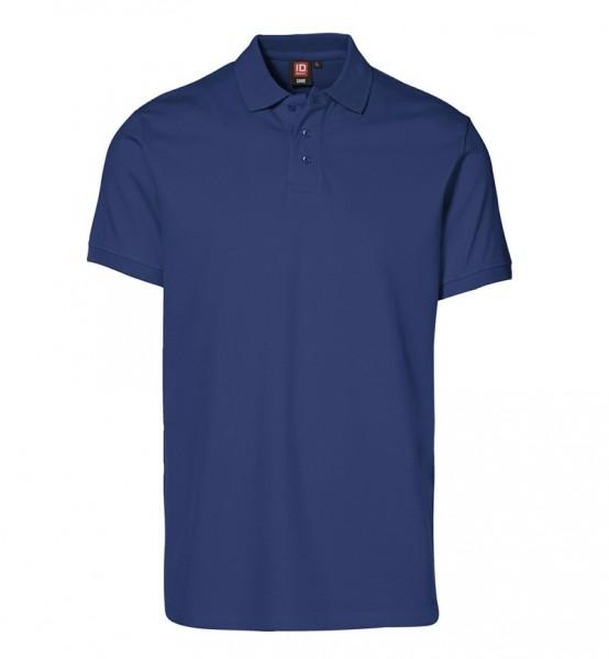 Herren Piqué Poloshirt Stretch