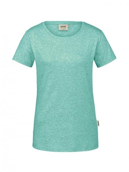 Damen T-Shirt Gots-Organic