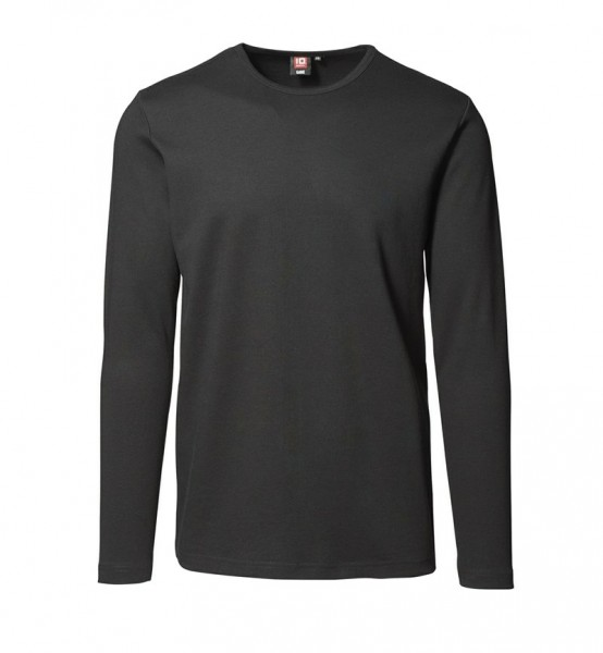 Herren Interlock T-Shirt Langarm