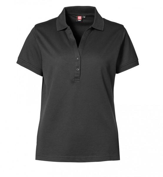 Damen Piqué Poloshirt